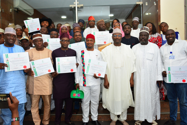 Image result for IPAC new leadership pledges to support INEC against vote buying